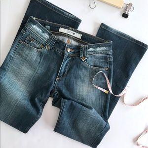Joe's Jeans Dark Wash Bootcut Jean